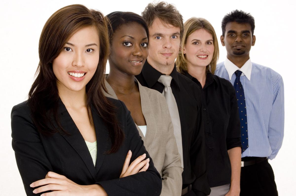 Construyendo equipos multiculturales